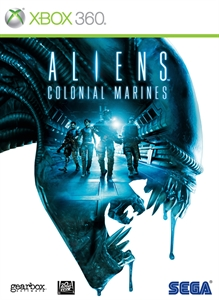 Carátula del juego Aliens: Colonial Marines SHARP Sticks