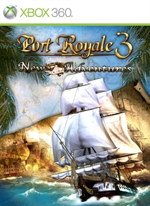 Carátula del juego Port Royale 3 - New Adventures
