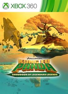 Kung Fu Panda Nivel: Royaume des Esprits