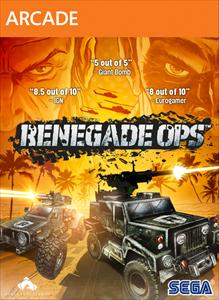 Carátula del juego Renegade Ops Reinforcement Vehicle Pack