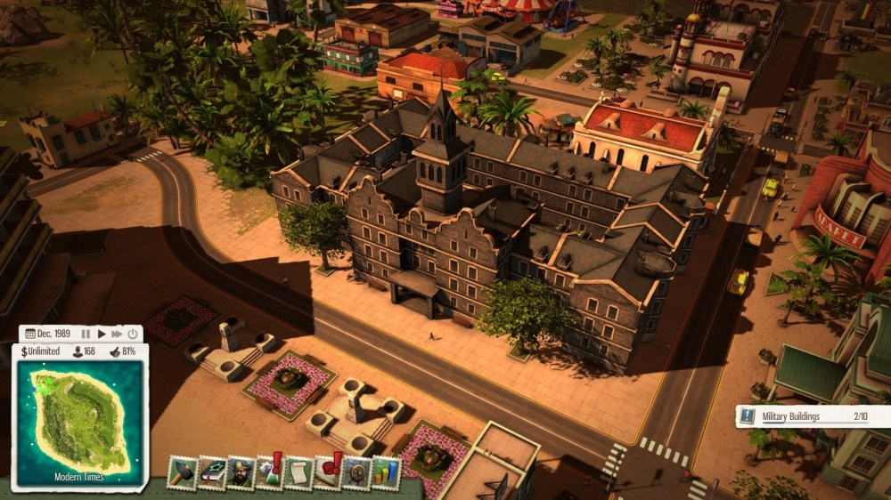 Imagem de Tropico 5 Hostile Takeover