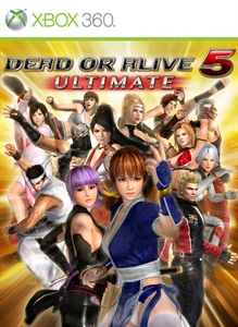 Dead or Alive 5 Ultimate - Lapinou sexy Ayane