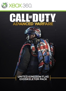 United Kingdom Exoskeleton Pack