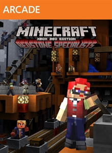 Minecraft Redstone Specialists Skin Pack