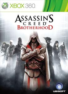 Carátula del juego Assassin's Creed Brotherhood - Animus Project Update 2.0 DLC