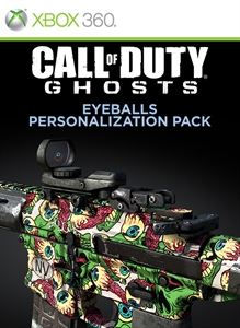 Call of Duty®: Ghosts - Pacote Globos Oculares