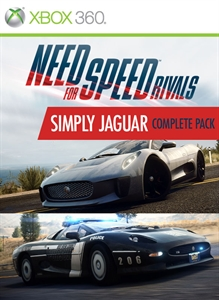 Need for Speed™ Rivals Pacote Completo Simplesmente Jaguar