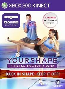 Back in Shape: håll det borta! - Your Shape™ Fitness Evolved 2012