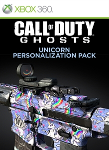 Call of Duty®: Ghosts - Pacote Unicórnio