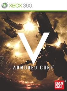 Carátula del juego Armored Core V COMPATIBILITY PACK