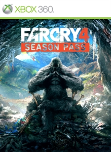 Carátula del juego Far Cry 4 Season Pass