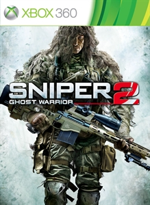 Carátula del juego Sniper Ghost Warrior 2 Weapons
