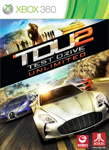 Test Drive Unlimited 2: Europe/US 7 Car Bundle