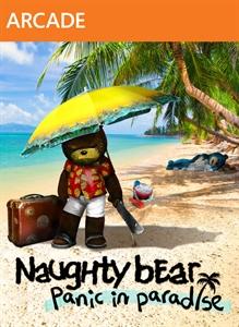 Naughty Bear Panic in Paradise - Pennybear Costume