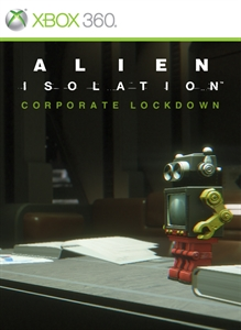 Carátula del juego Alien: Isolation - Corporate Lockdown