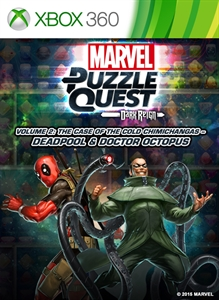 Marvel Puzzle Quest: Dark Reign -Volume 2: Il caso delle chimichangas fredde – Deadpool & Doctor Octopus