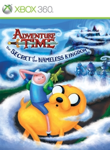 Carátula del juego Adventure Time: Secret (2014)