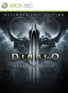 Carátula para el juego Diablo III: Reaper of Souls de Xbox 360