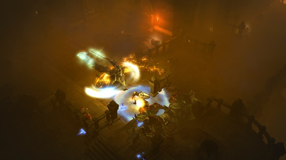 Image from Diablo III: Reaper of Souls