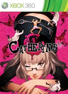 Carátula para el juego Catherine de Xbox 360