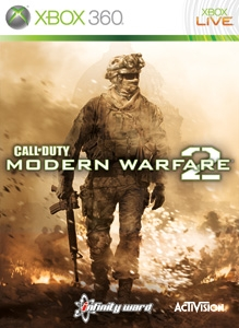Box art for Modern Warfare® 2