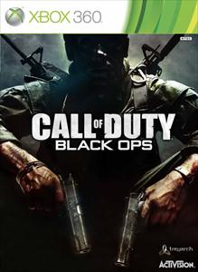 Box art for Call of Duty Black Ops