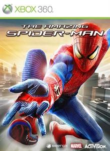 The Amazing Spider-Man  boxshot