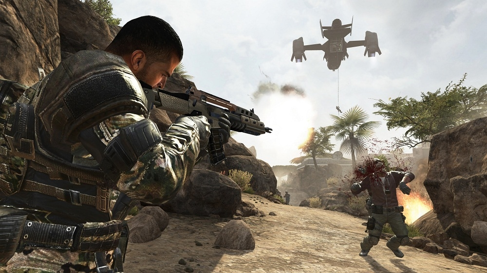 Image from COD: Black Ops II
