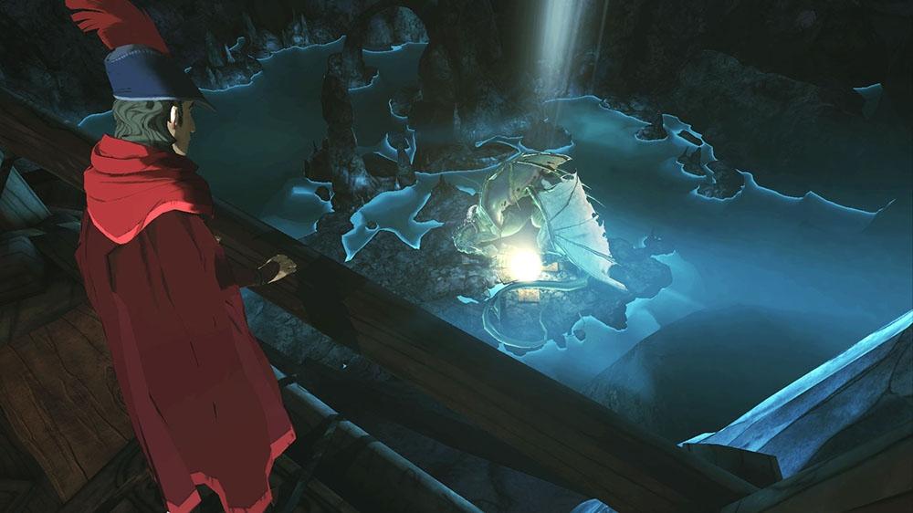 Imagem de King's Quest – Ch. 1