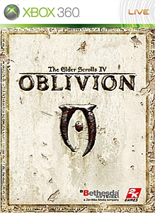 Box art for Oblivion