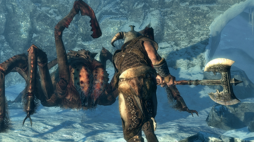 Image from Skyrim