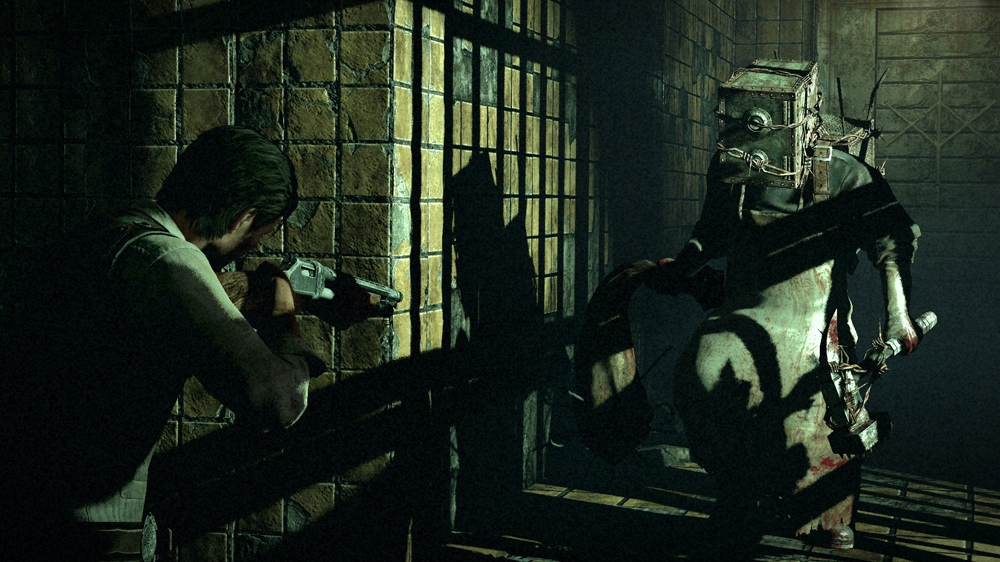 Image from The Evil Within