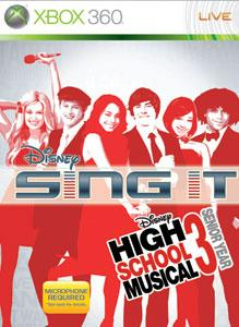 Disney Sing It HSM3