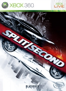 Carátula del juego Split/Second Full Vehicle Unlock!