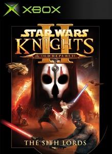 Carátula para el juego STAR WARS KOTOR II de Xbox 360