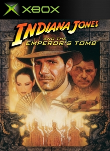Indiana Jones & Emperor's Tomb