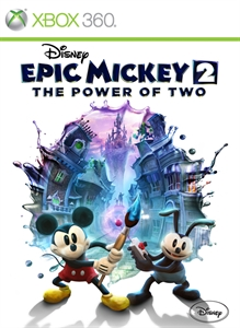 Disney Epic Mickey 2: Gameplay Demo