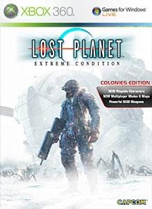 Carátula del juego LOST PLANET COLONIES