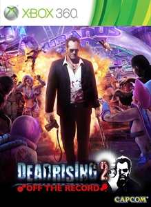 Carátula del juego DEAD RISING 2 OFF THE RECORD