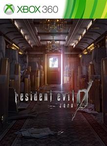 Carátula para el juego Resident Evil 0 de Xbox 360