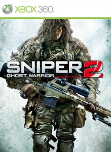 Sniper Ghost Warrior 2 - Gold boxshot