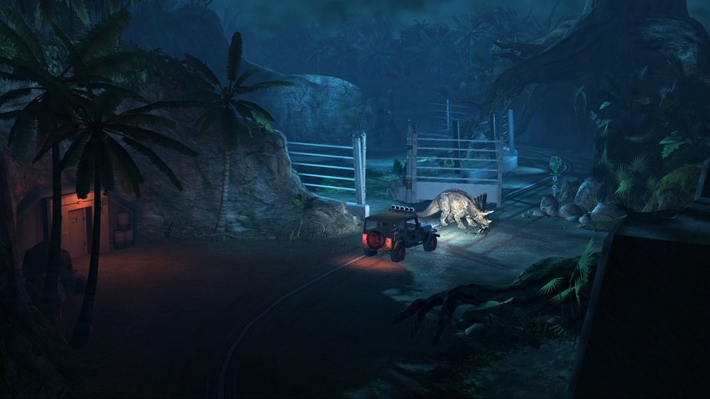 Image from Jurassic Park: The Game