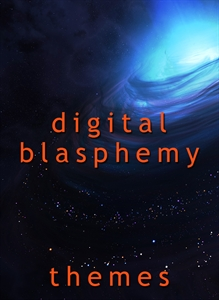Digital Blasphemy - Hivemind Nucleus