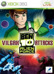 BEN 10: VILGAX ATTACKS