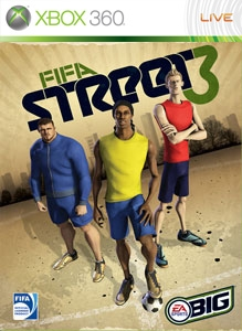 FIFA Street 3 Concept Artwork Theme Bundle #1 - Tema