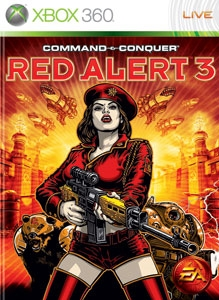 Command & Conquer Red Alert 3 Soviet Thema