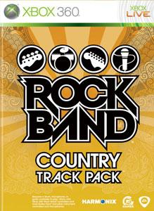 Rock Band Country Pack