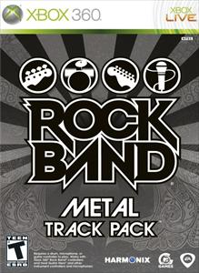Rock Band Metal Pack