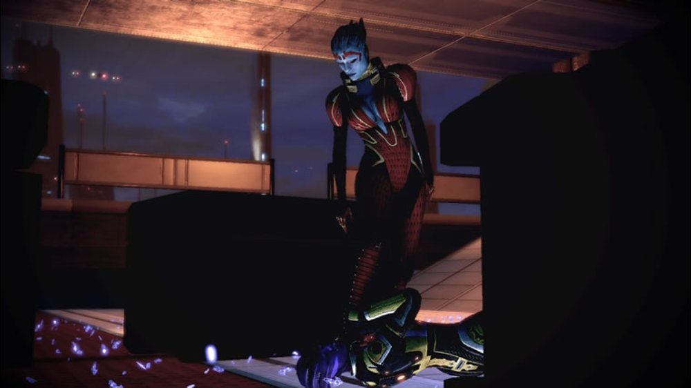 Image from Mass Effect 2