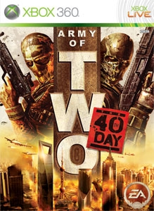 Carátula del juego Army of TWO: TFD